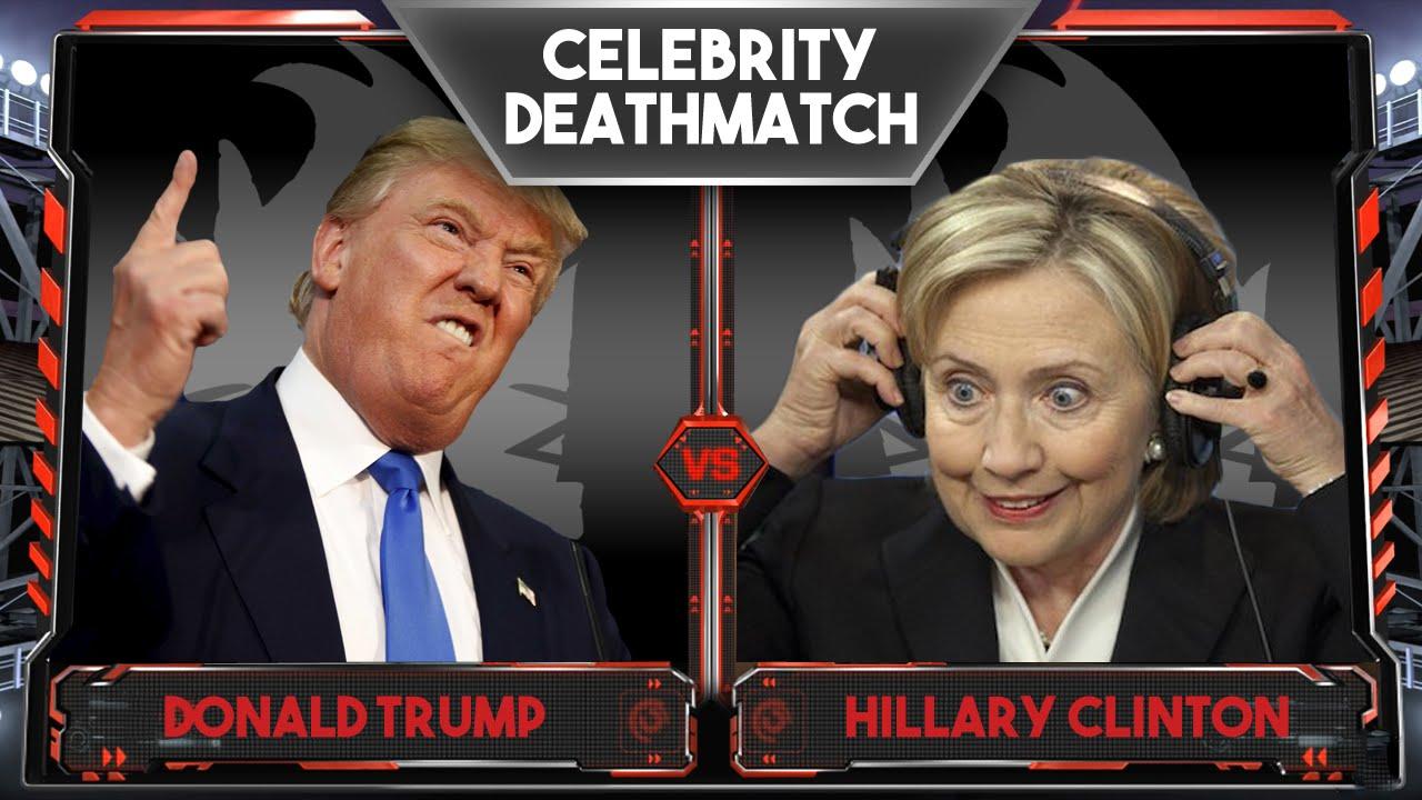Clinton-Trump 2016 election predictions