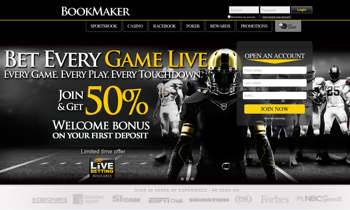 Bookmaker.eu: Top Online Betting Sites