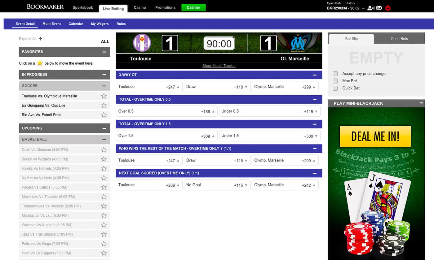 mlb live login bookmaker sportsbook