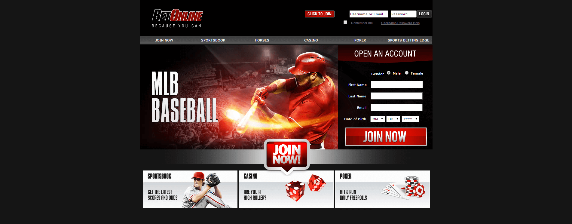 Betonline review: top betting sites and sports betting online