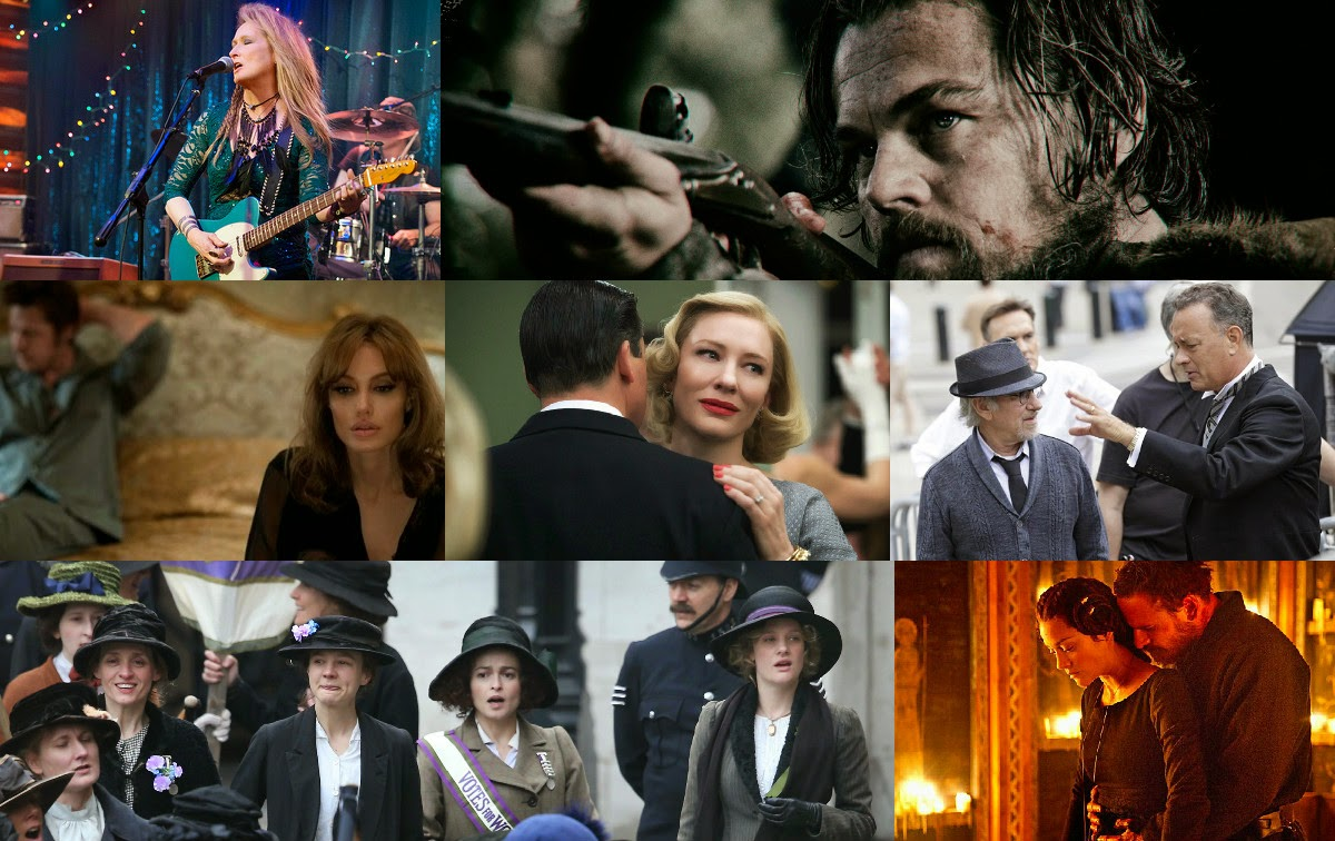 Oscars predictions 2016 Oscars Best Picture nominees