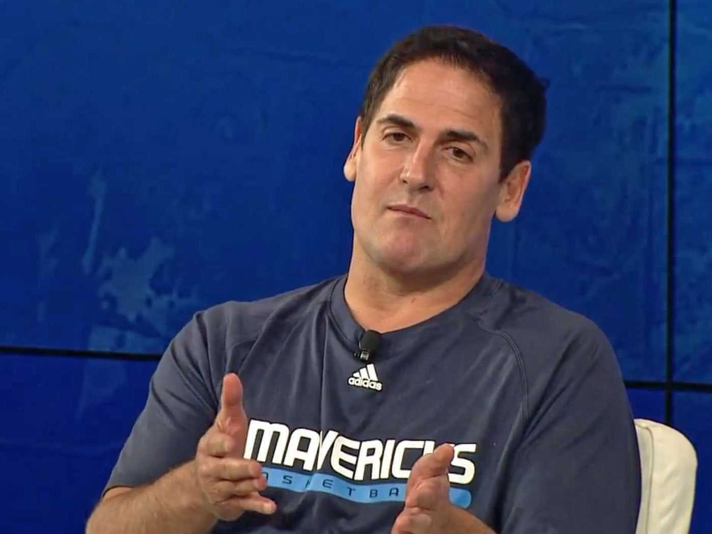 "Dallas Mavericks owner Mark Cuban believes legal sports betting is ""inevitable""."