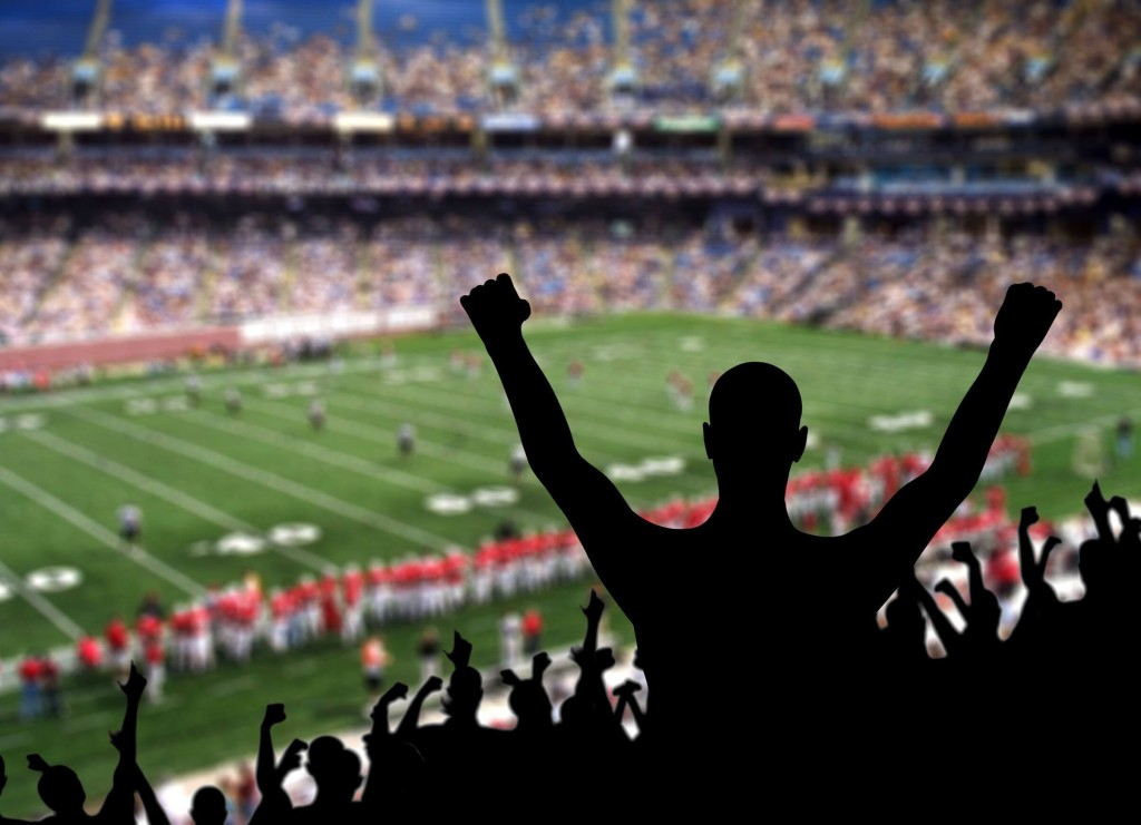 It's time for legal sports betting