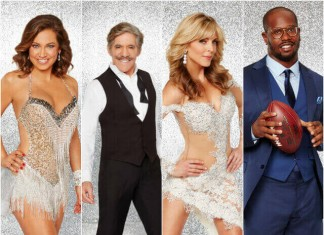 Dancing with the Stars cast Season 22 2016