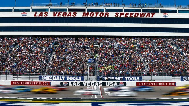 2016 NASCAR Weekend Kobalt 400