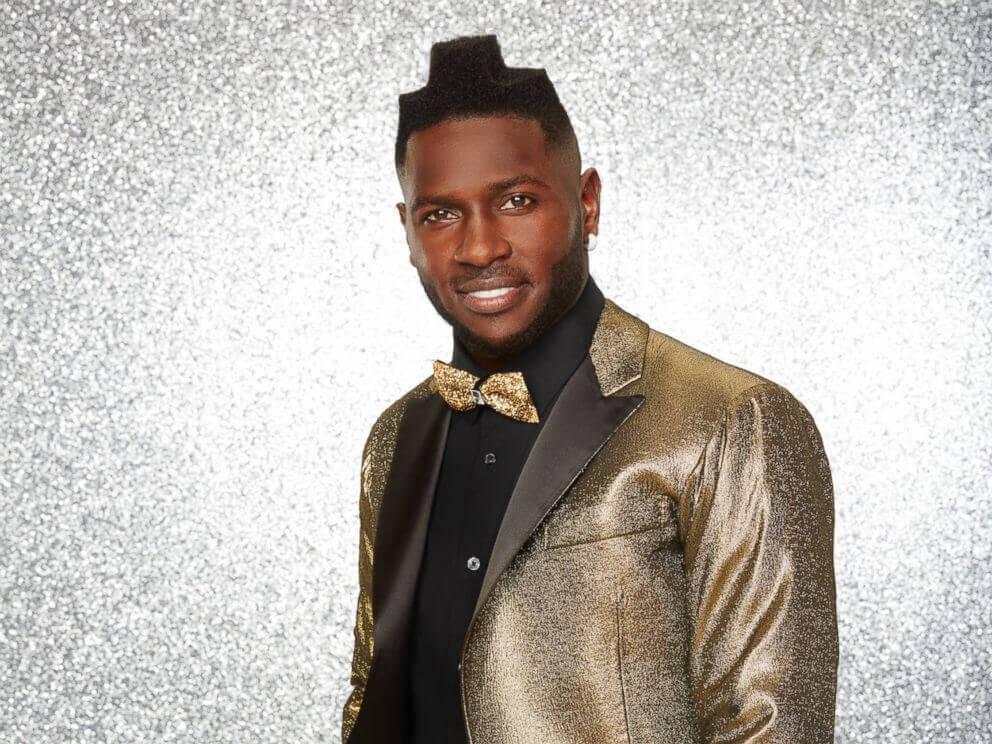 Dancing with the Stars cast: Antonio Brown