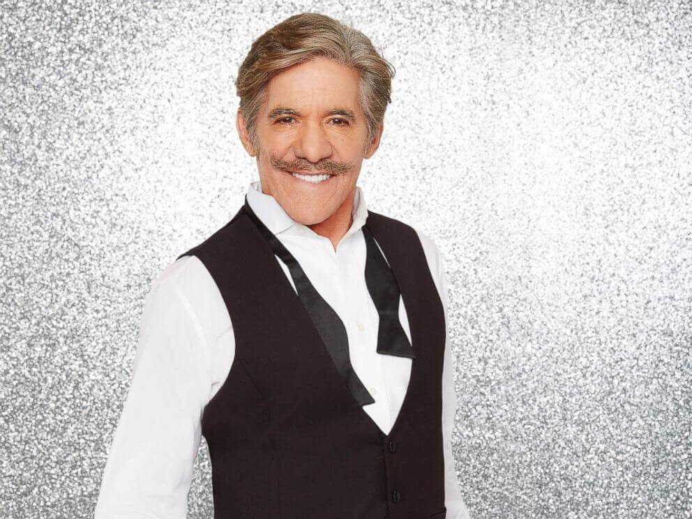 Dancing with the Stars cast: Geraldo Rivera