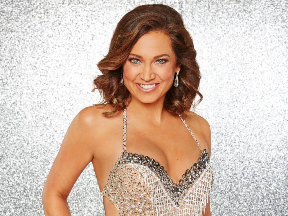 Dancing with the Stars cast: Ginger Zee