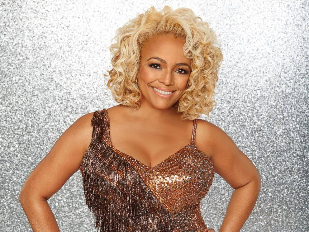 Dancing with the Stars cast: Kim Fields