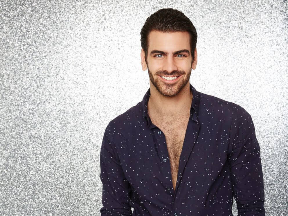 Dancing with the Stars cast: Nyle DiMarco