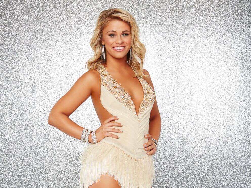 Dancing with the Stars cast: Paige VanZant