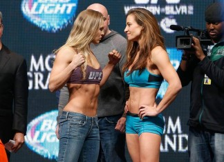 UFC Odds: Ronda Rousey vs. Miesha Tate