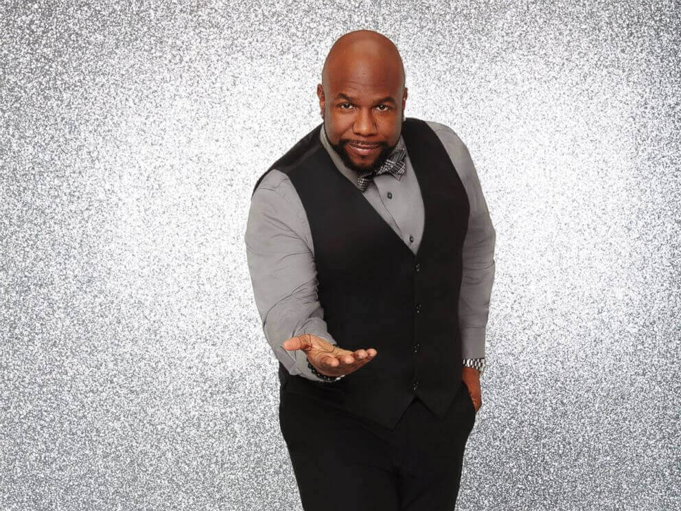 Dancing with the Stars cast: Wanya Morris