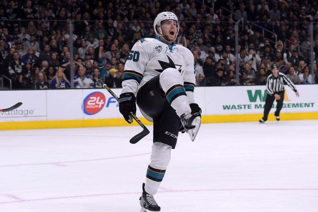 Stanley Cup Odds: San Jose Sharks