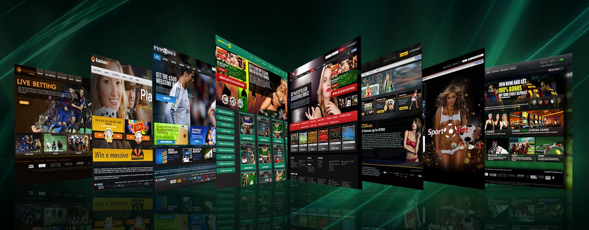 Sports Betting Sites by Category
