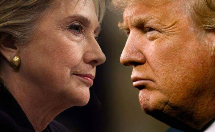 2016 Presidential Odds: Hillary Clinton, Donald Trump