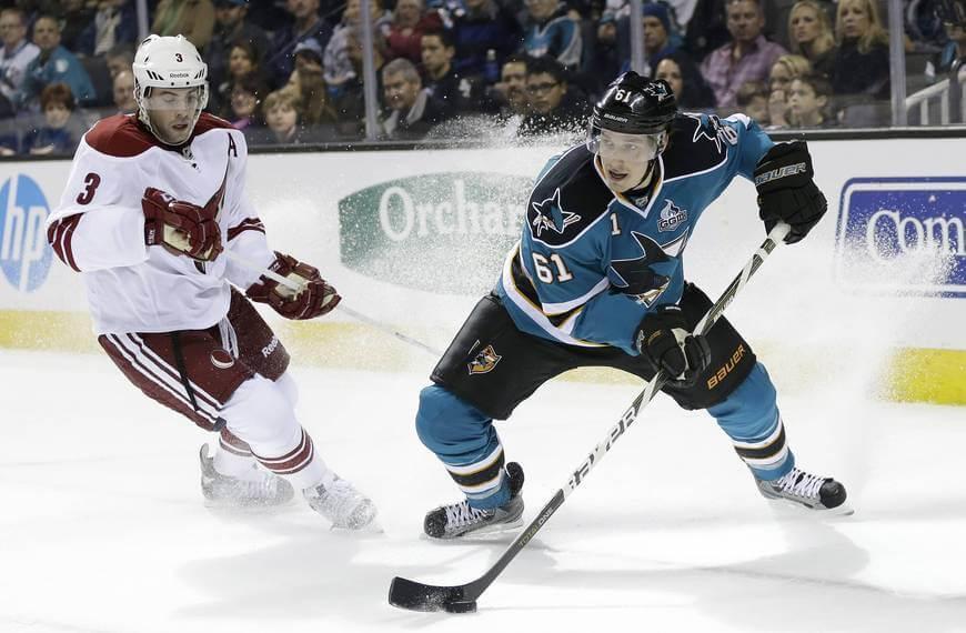 Stanley Cup Futures Odds: San Jose Sharks