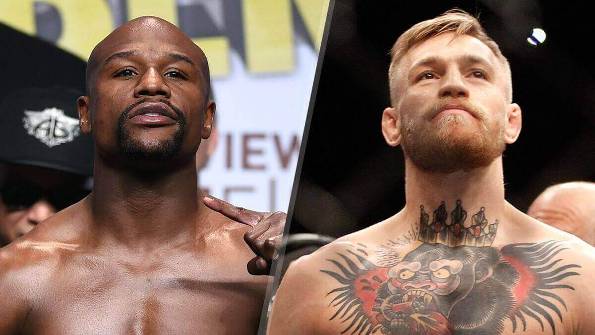 Where can i bet on mcgregor vs mayweather 3 betting pre flop poker hand rankings