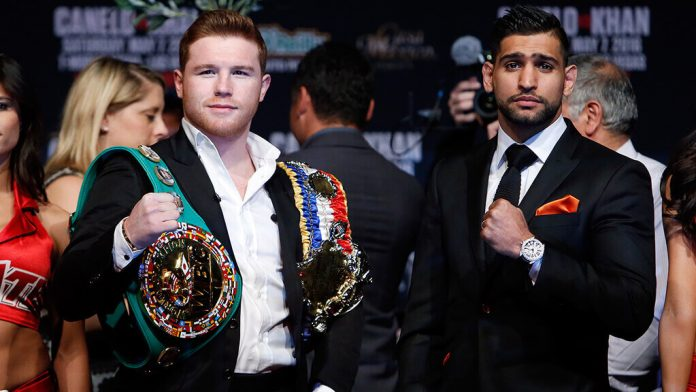 Canelo vs Khan: Latest Fight Odds