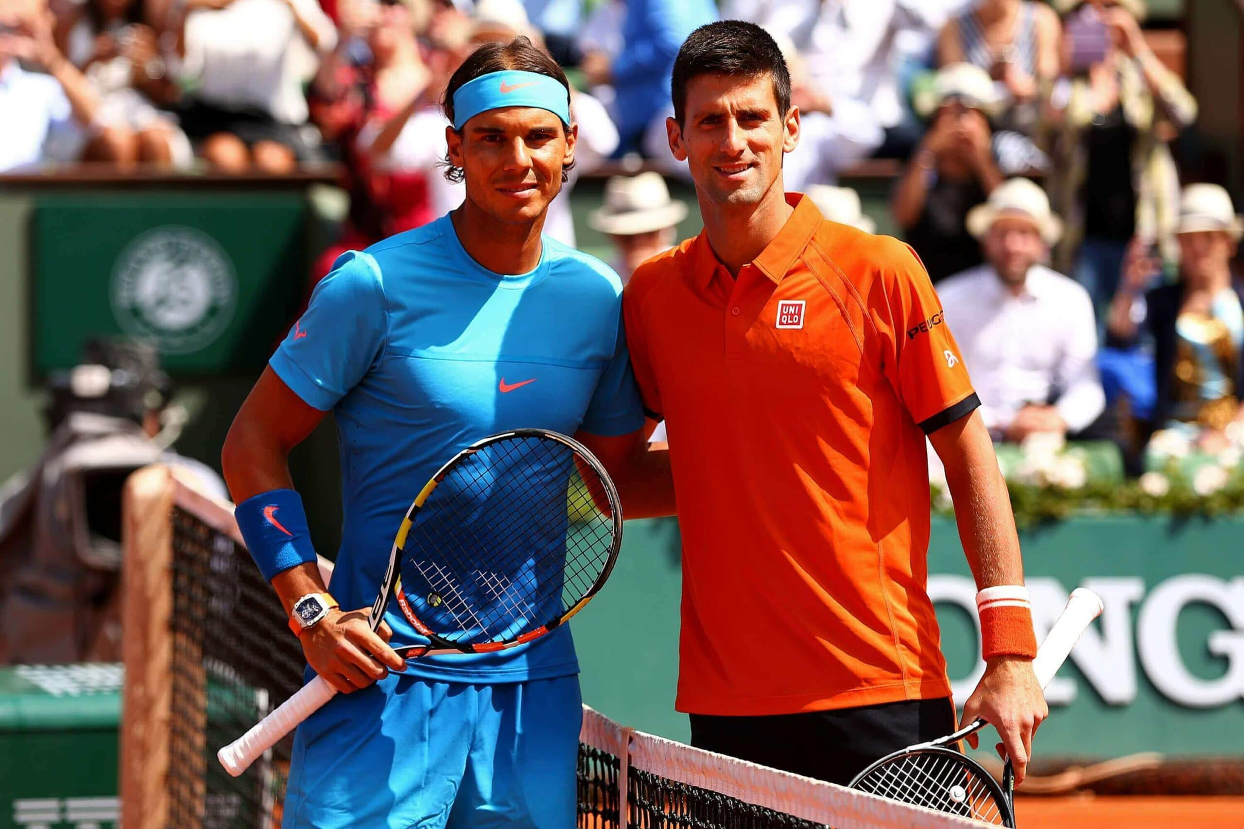 Rafael Nadal, Novak Djokovic: Tennis Odds 2016 French Open-2016