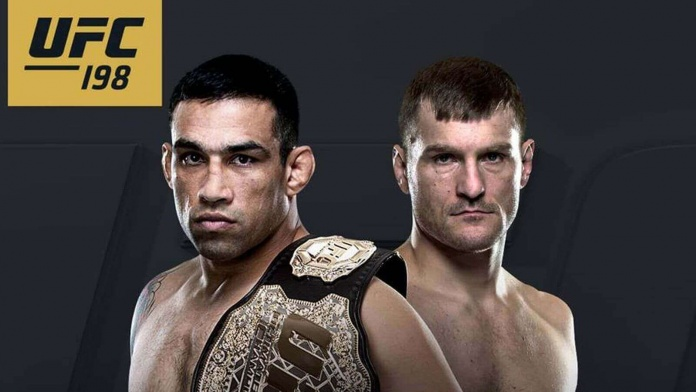 UFC 198 Odds