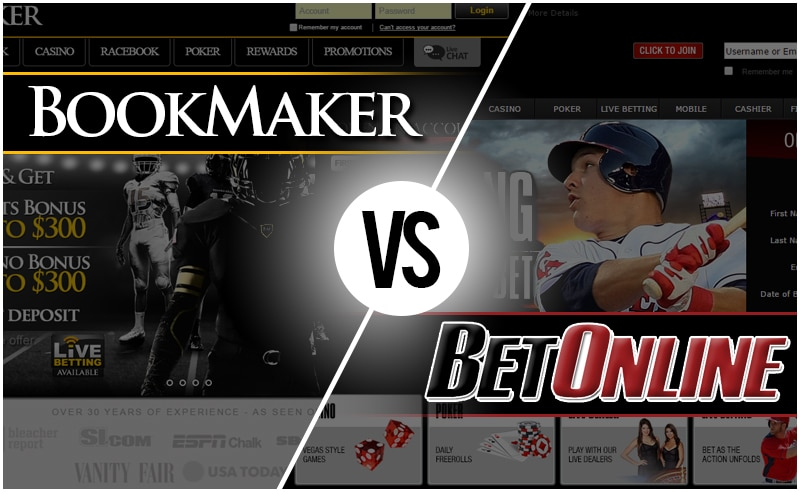 bookmaker betting