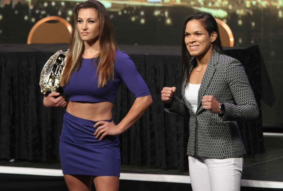 UFC200 Miesha Tate and Amanda Nunes Betting Odds