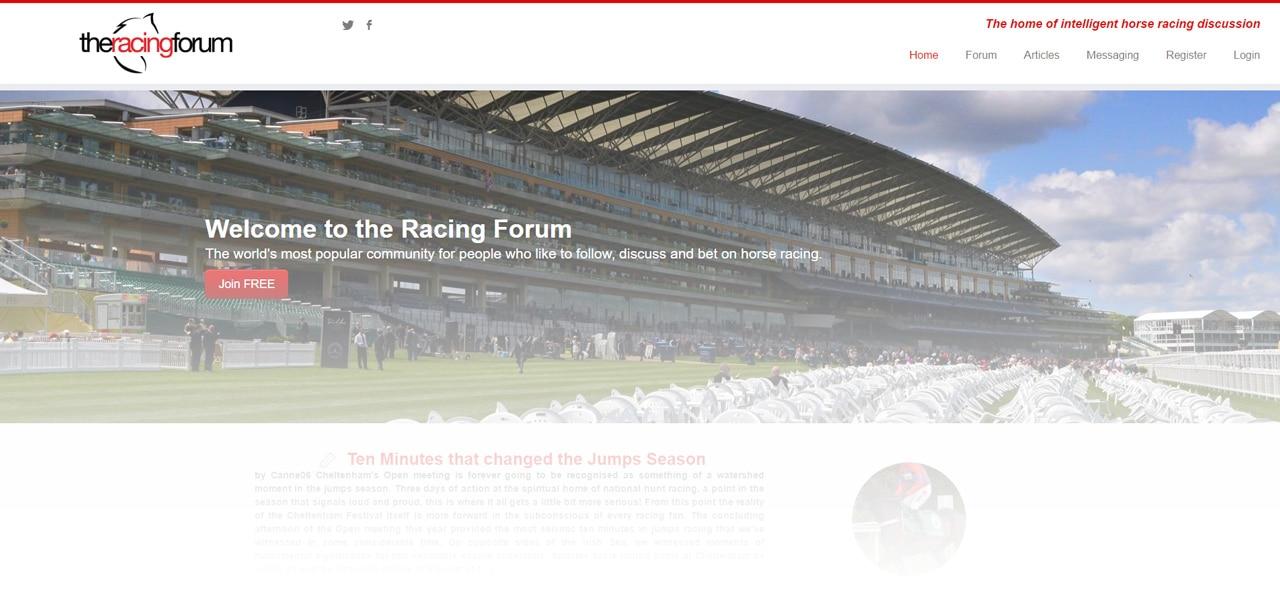 The Racing Forum