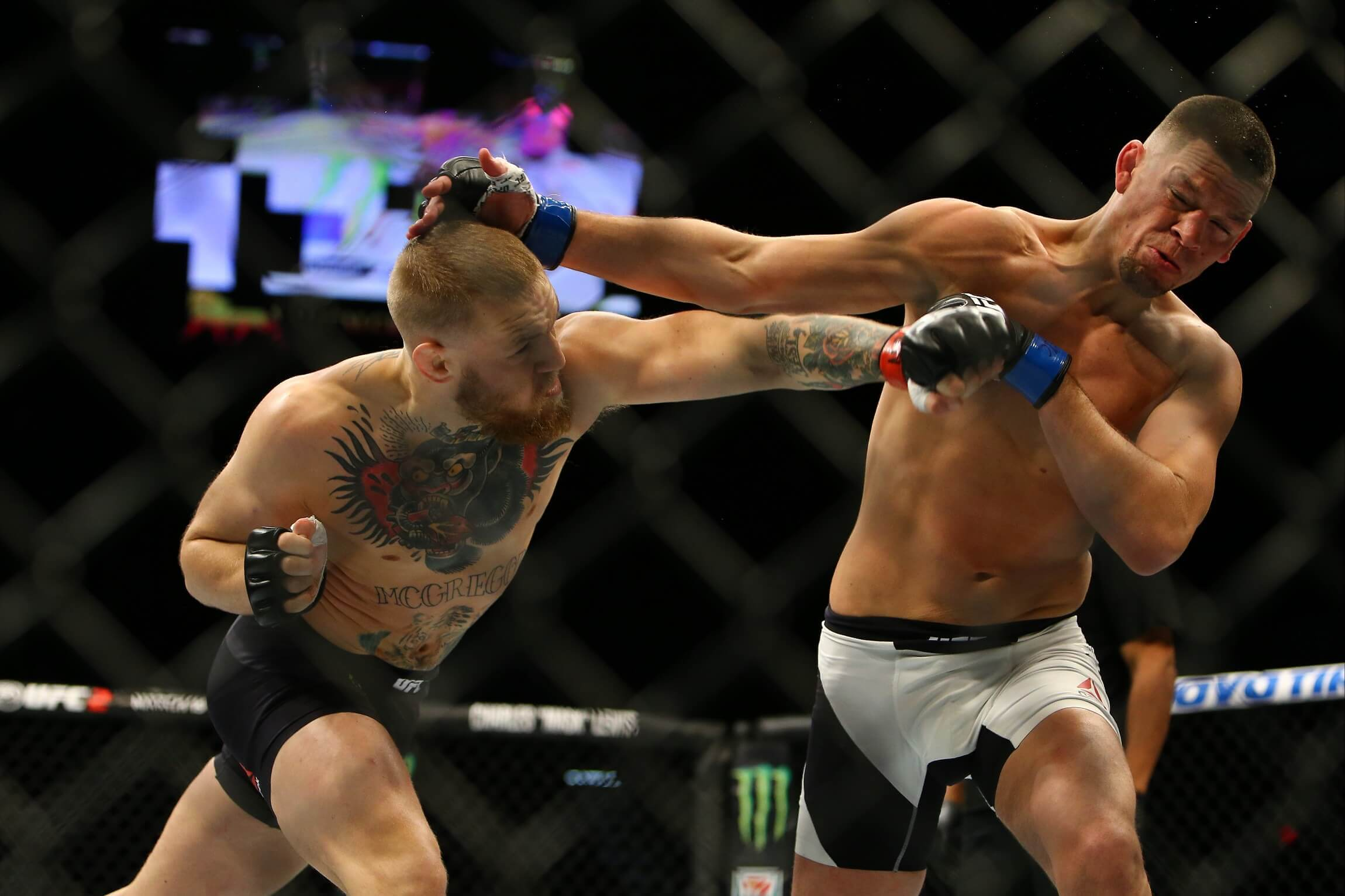 UFC 202 Odds: Conor McGregor vs. Nate Diaz II