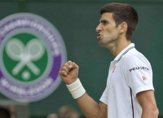Novak Djokovic: Favorite in Wimbledon Odds