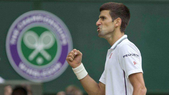 Novak Djokovic: Favorite in Wimbledon Odds