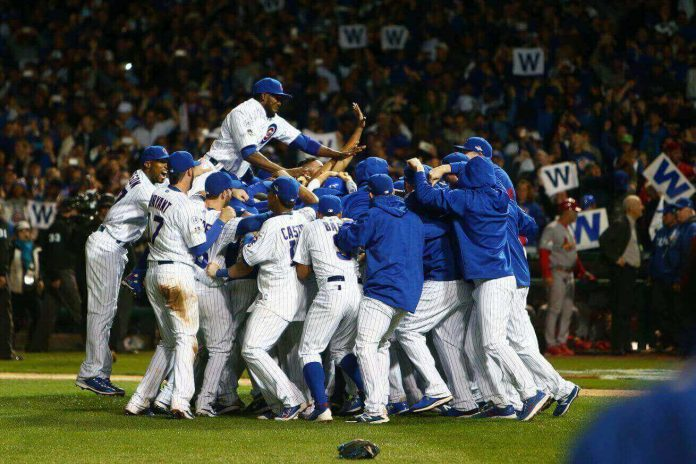 Chicago Cubs continue to lead as favorites in the 2016 World Series odds