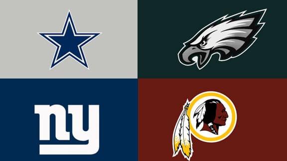 NFL Betting Odds: NFC East Super Bowl