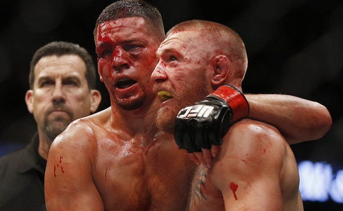 UFC Odds: McGregor vs Diaz 3