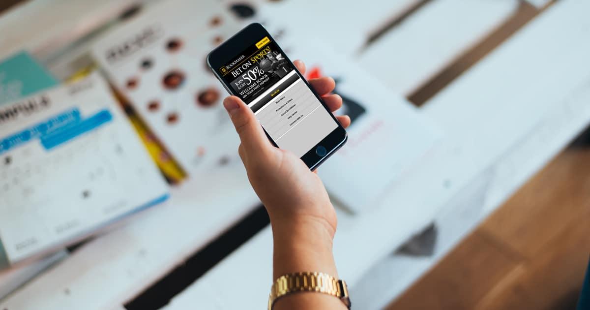 Bookmaker mobile betting slipknot 2021 betting expert tips