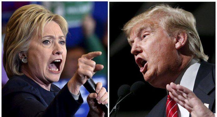 Hillary Clinton Donald Trump 2016 Election Odds