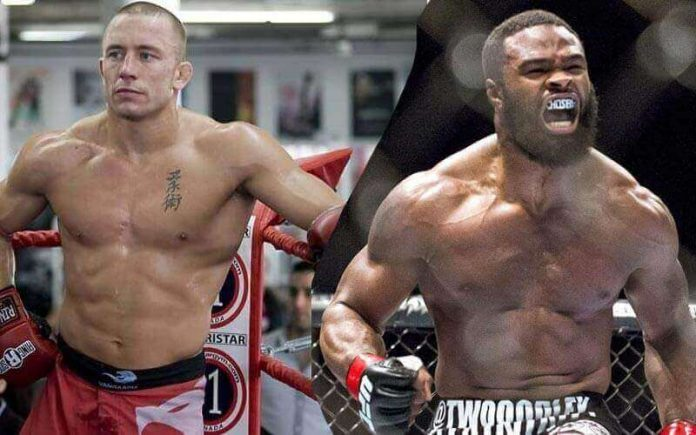 UFC Betting Odds: Georges St-Pierre vs Tyron Woodley