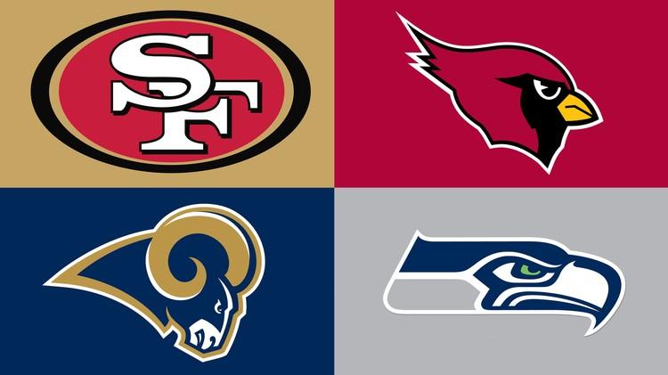 NFL Betting Odds: NFC West Super Bowl