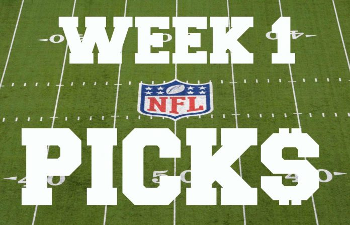 week 1 nfl predictions sport betting site