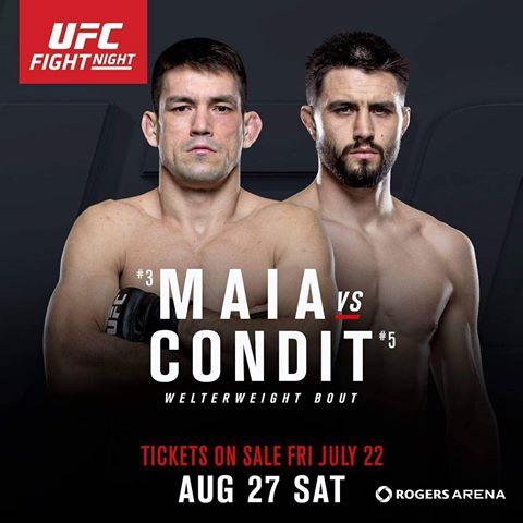 ufc-on-fox-21-condit-vs-maia-fight-odds