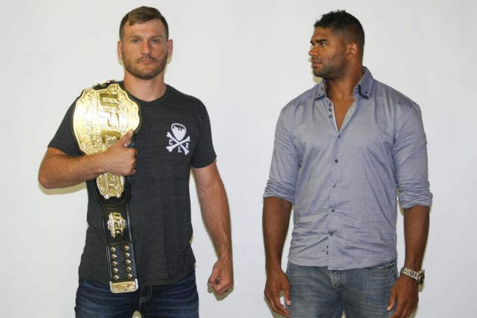 UFC Predictions: Bisping, Penn