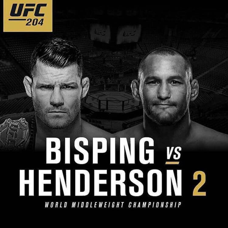 UFC 204 Odds
