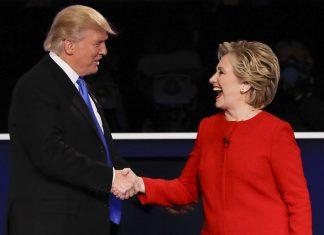 Donald Trump, Hillary Clinton Odds