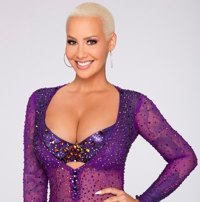 Amber Rose Dancing with the Stars Predictions