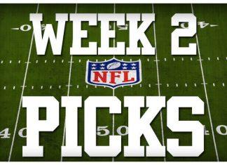 Top Week 2 NFL Picks and Football Odds