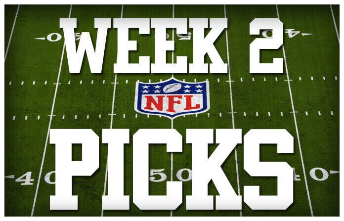 Nfl week 2 betting odds how to make money from online sports betting