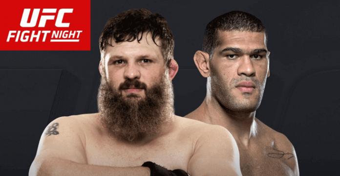 UFC Odds: UFC Fight Night 95