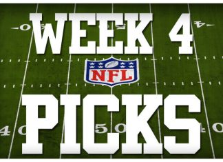 NFL Betting: Top NFL Picks for Week 4