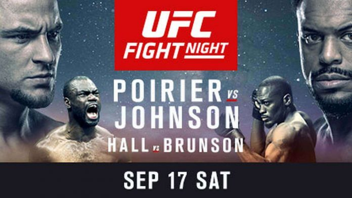 UFC Fight Night 94 Odds