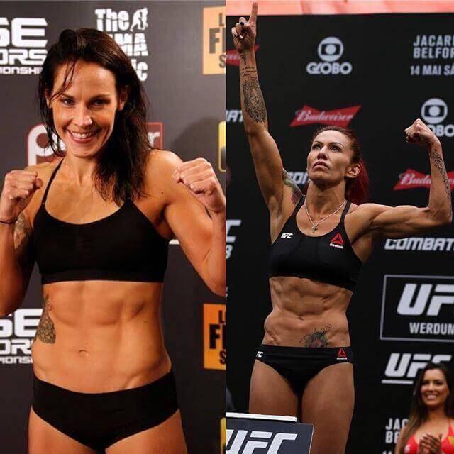 Cris Cyborg vs Lina Lansberg UFC Betting Odds
